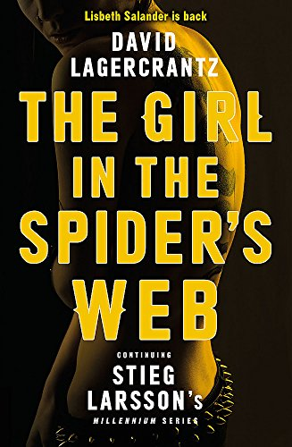 9780857053503: The Girl in the Spider's Web: Millenium Series 04