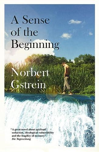9780857053589: A Sense of the Beginning