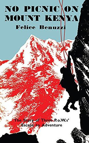 9780857053763: No Picnic on Mount Kenya