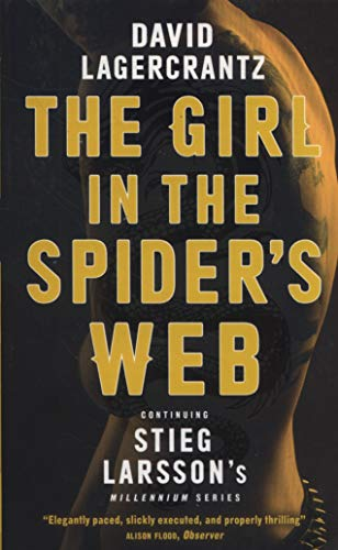 9780857055323: The Girl In The Spider's Web (Millennium Series)