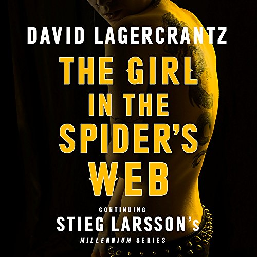 9780857055569: The Girl in the Spider's Web: Continuing Stieg Larsson's Millennium Series