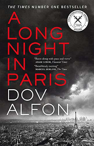 9780857058799: A Long Night in Paris: The Must-read Thriller from the New Master of Spy Fiction: Winner of the Crime Writers' Association International Dagger