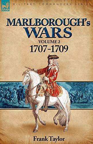 9780857060877: Marlborough's Wars: Volume 2-1707-1709