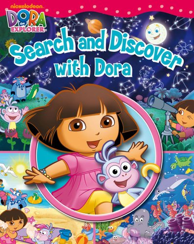 Look and Find With Dora #2 (Paperback): Nickelodeon