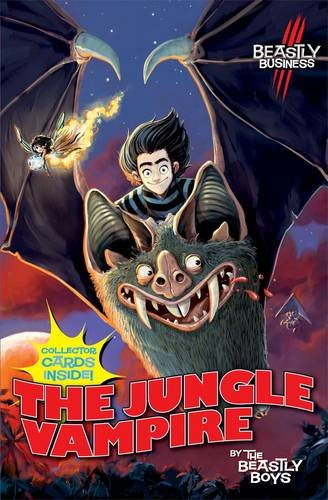 9780857071927: The Jungle Vampire (Awfully Beastly Business)