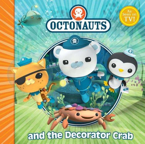 9780857072368: Octonauts and the Decorator Crab