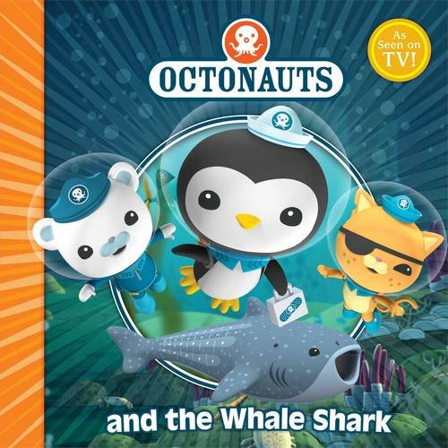 9780857072375: The Octonauts and the Whale Shark
