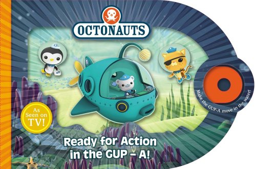 Ready for Action in the Gup-A!. (Octonauts)