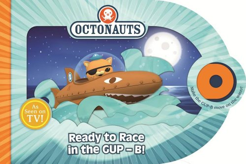 9780857072412: Octonauts: Ready to Race in the Gup-B
