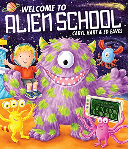 9780857072573: Welcome to Alien School