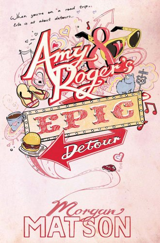 9780857072689: Amy & Roger's Epic Detour