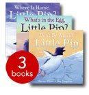 9780857072955: Little Pip Collection - 3 Books (Paperback)