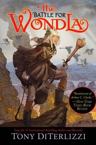 9780857073037: The Battle for WondLa (Wondla 3)