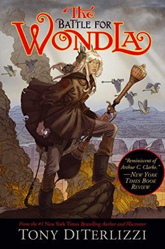 9780857073044: The Battle for WondLa (Wondla 3)
