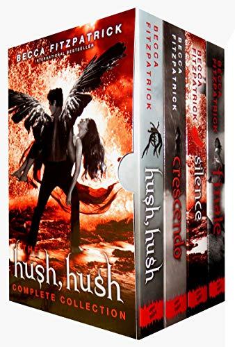 9780857073051: Hush, Hush Set - 2 Books (Paperback) [Unknown Binding] by