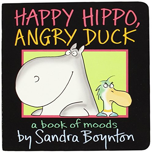 9780857073112: Happy Hippo, Angry Duck