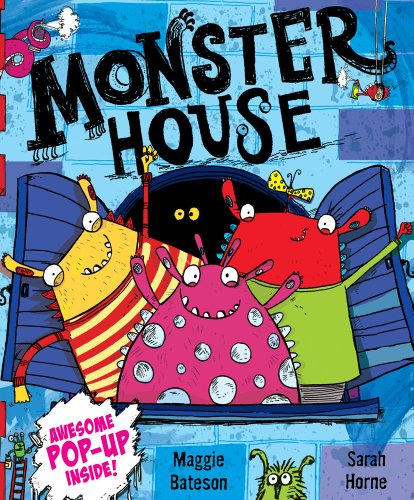 9780857073310: Monster House Pop-Up