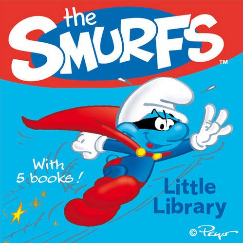9780857073358: Smurfs Little Library