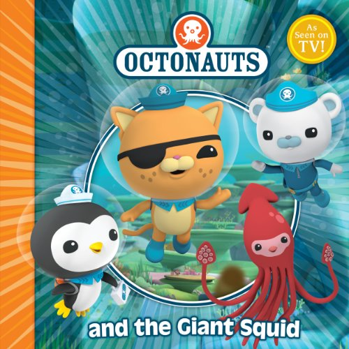 9780857073396: The Octonauts and the Giant Squid
