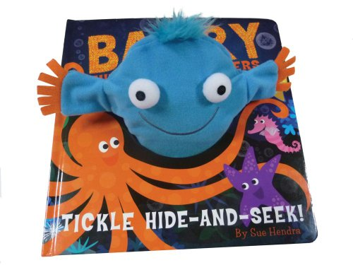 9780857073433: Barry the Fish with Fingers Tickle Hide & Seek (Puppet Book)