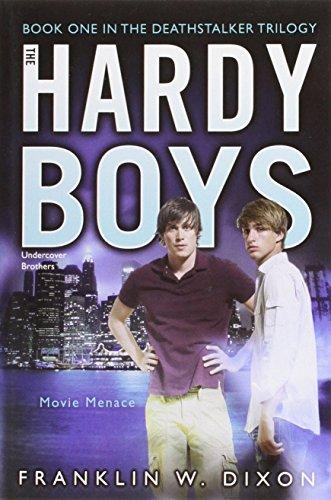 9780857073709: The Deathstalker Trilogy Book 1, . Movie Menace (Hardy Boys)