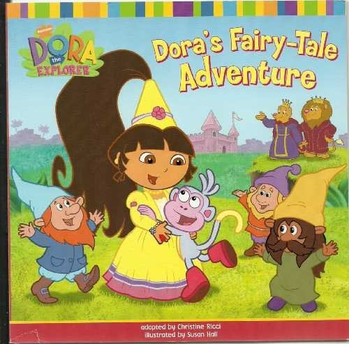 9780857074317: Dora the explorer: Dora's fairy-tale adventure
