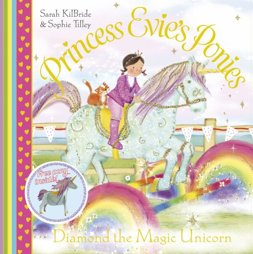 9780857074416: Princess Evie's Ponies: Diamond the Magic Unicorn