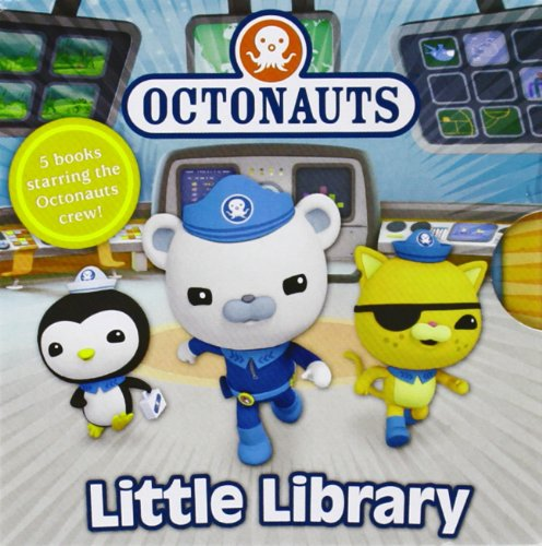9780857074515: Octonauts Little Library