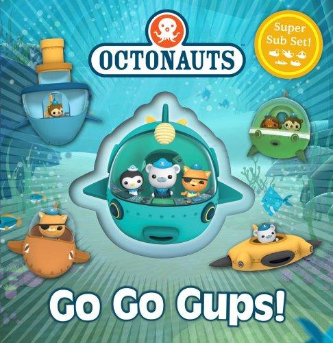 9780857074546: Go Go Gups! (Octonauts)