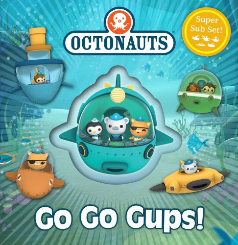 Octonauts: Go Go Gups!