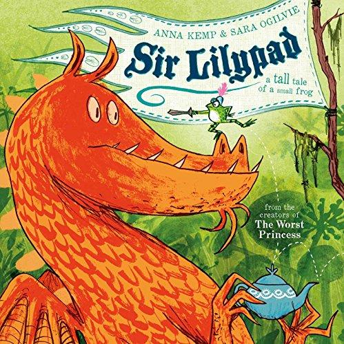 9780857075154: Sir Lilypad
