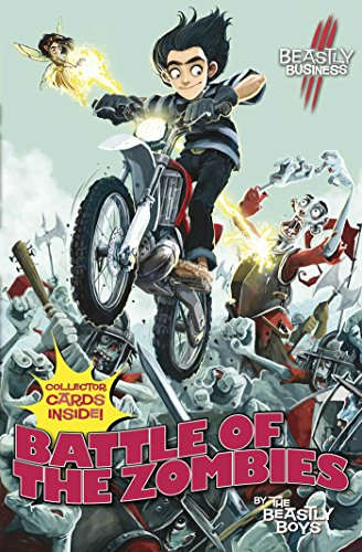 9780857075222: Battle of the Zombies: An Awfully Beastly Business