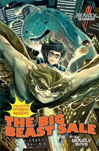 9780857075239: The Big Beast Sale: An Awfully Beastly Business