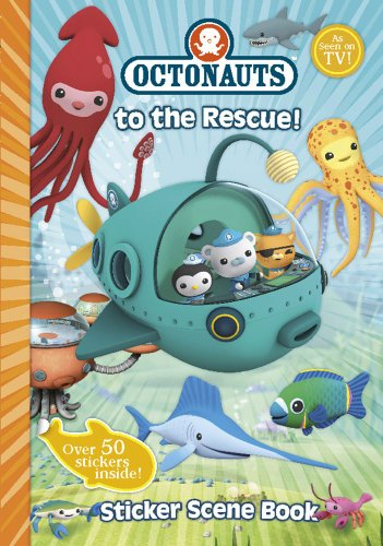 9780857075260: Octonauts to the Rescue Sticker Book
