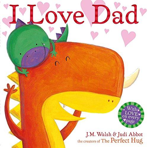 9780857075833: I Love Dad