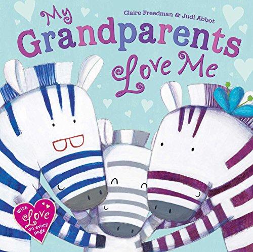 9780857075857: My Grandparents Love Me