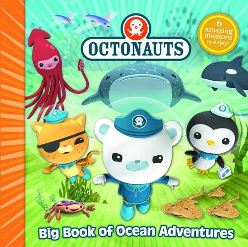 9780857075970: Octonauts: Big Book of Ocean Adventures