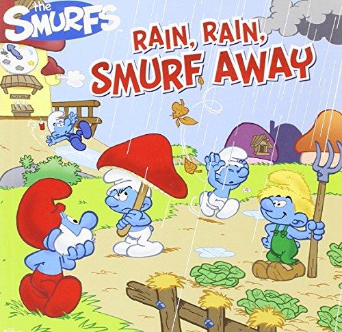 9780857076199: Smurfs: Rain, Rain, Smurf Away!