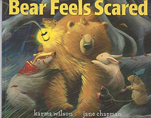 9780857076731: Bear Feels Scared Pa