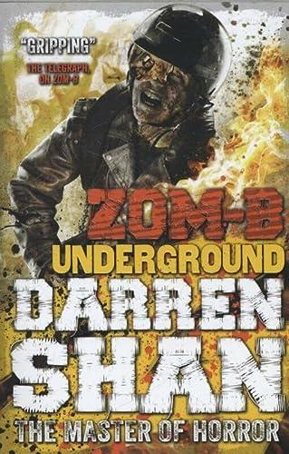 9780857077585: ZOM-B Underground