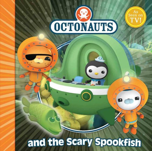 9780857078520: The Octonauts and the Scary Spookfish