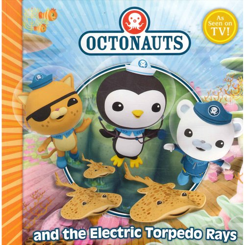 9780857078551: The Octonauts and the Electrpa