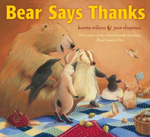 9780857079022: Bear Says Thanks