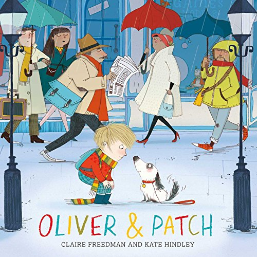 9780857079541: Oliver and Patch