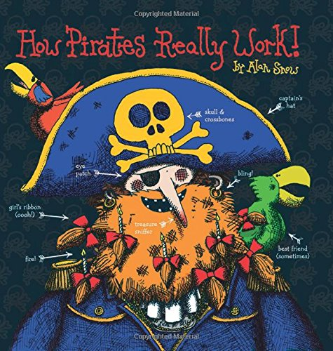 9780857079558: How Pirates Really Work
