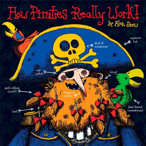 9780857079565: How Pirates Really Work