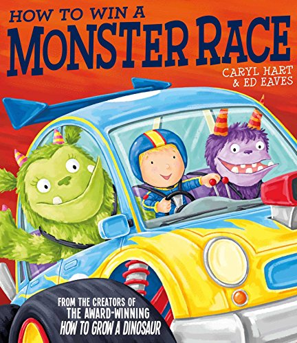 9780857079619: How to Win a Monster Race