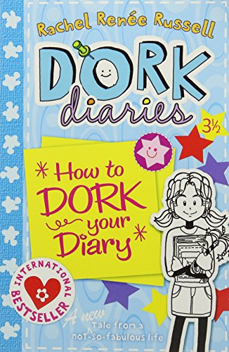9780857079800: Dork Diaries 3 1/2: How to Dork Your Diary