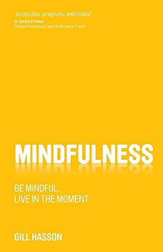 9780857084446: Mindfulness: Be mindful. Live in the moment.