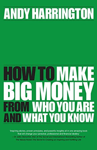 9780857086167: Passion into Profit: How to Make Big Money from Who You are